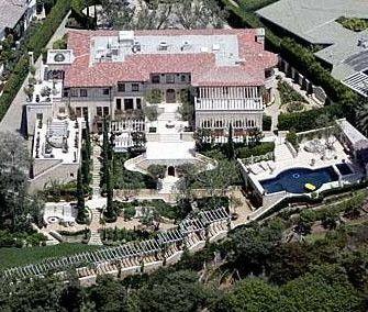 Enrique Iglessias bu malikanede yaşıyor